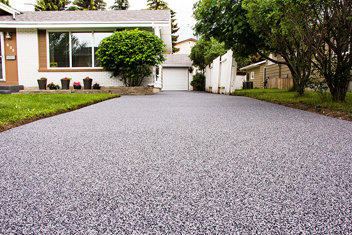 Corey Grey Level - Prairie Rubber Paving - Winnipeg, Manitoba