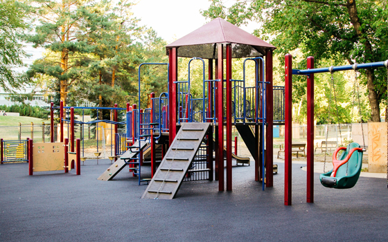 playground-front-page